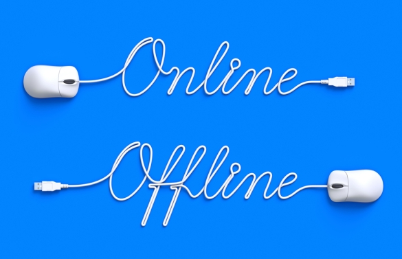 Good Online and Offline Reputation
